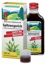 Spitzwegerich-Saft 200ml-Flasche