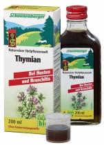Thymian-Presssaft 200ml-Flasche