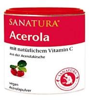 Acerola (Pulver) 100g-Dose