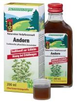 Andorn-Saft 200ml-Flasche