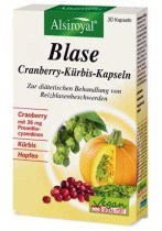 Cranberry-Kürbis-Kapseln 30Stück-Packung