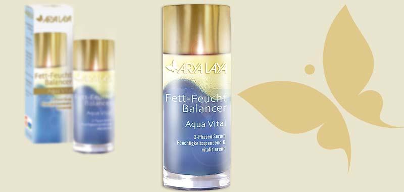 Fett-Feucht-Balancer Aqua Vital