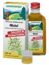Mistel-Saft 200ml-Flasche