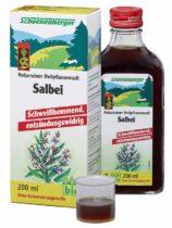 Salbei-Presssaft 200ml-Flasche