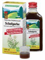 Schafgarbe-Presssaft 200ml-Flasche