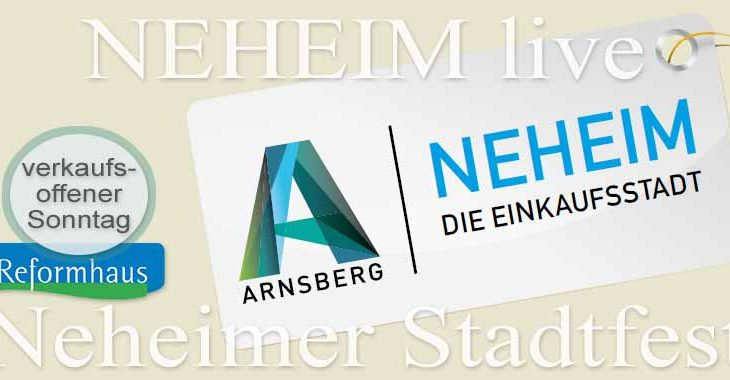 "Stadtfest ""Neheim live"""